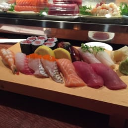 Momoyama Sushi House - Nanuet, NY, United States. Sushi Deluxe .. Perfection!