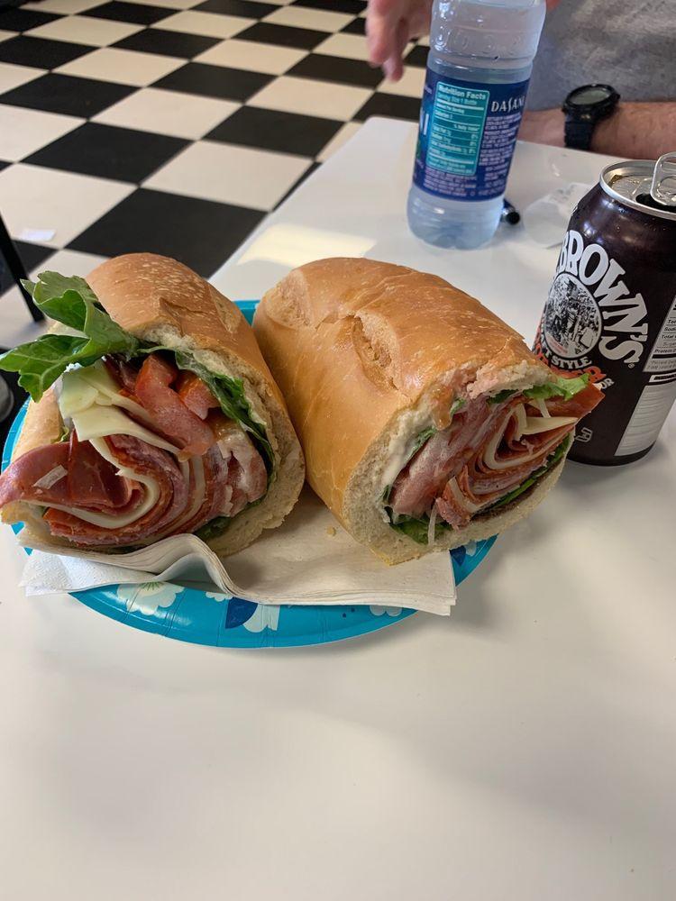 Manzo's Italian Deli: 2260 Palm Beach Lakes Blvd, West Palm Beach, FL