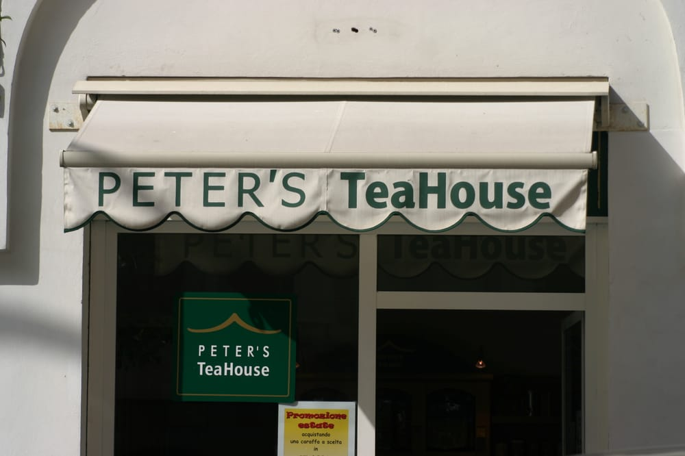 Peter's Theahouse