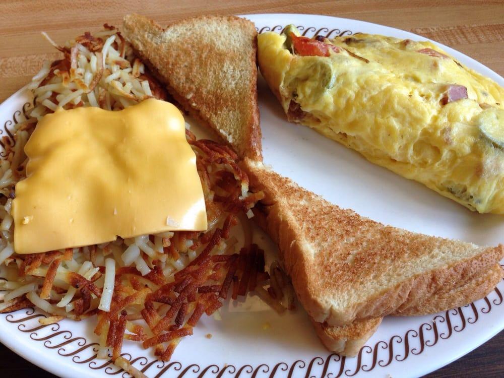 Waffle House: 308 Thomas Rd, West Monroe, LA