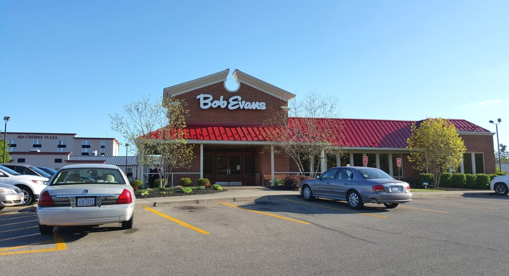 Find Bob Evans Restaurant Near Me