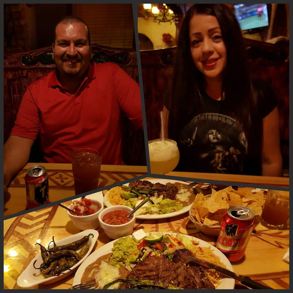 La Barca Mexican Restaurant Menu