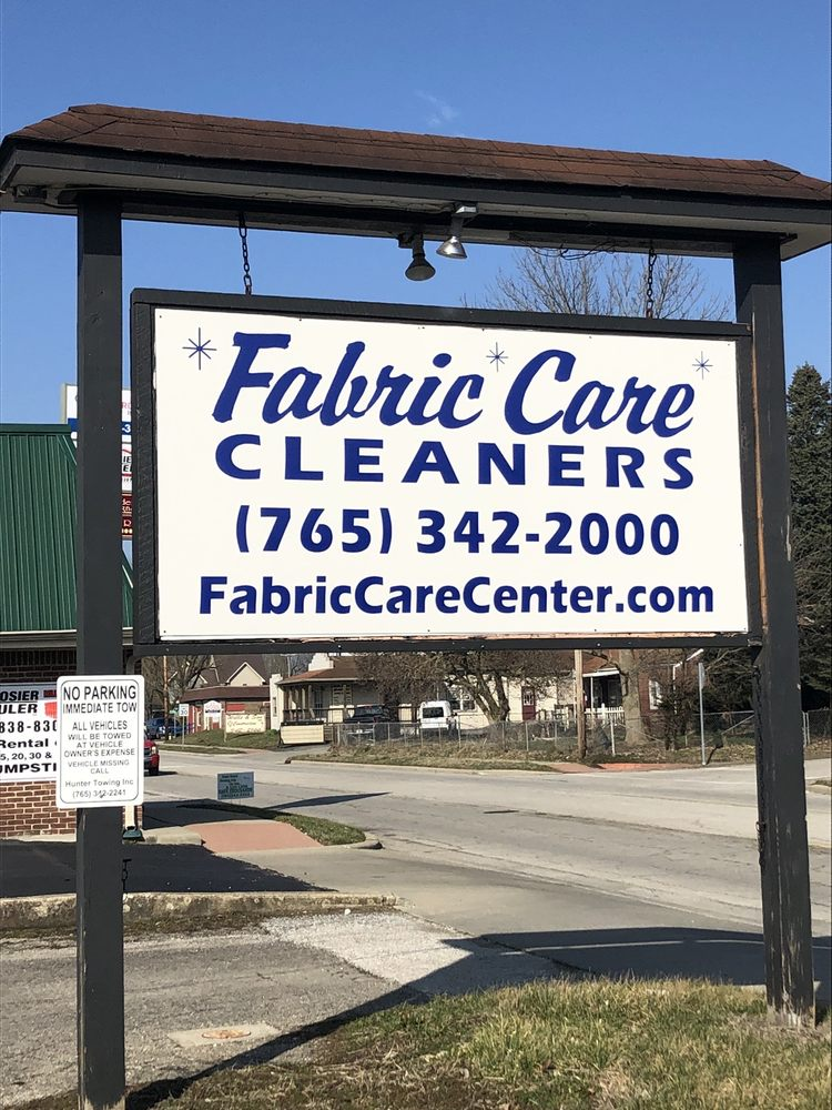 Fabric Care Cleaners: 833 E Morgan St, Martinsville, IN