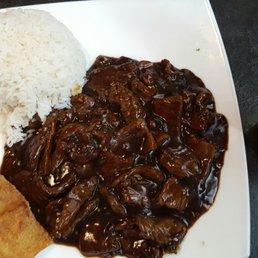 Manchurian beef - Yelp