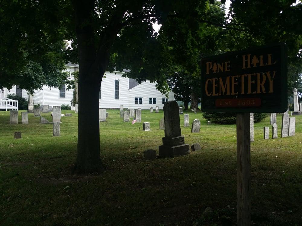 Photo of Pine Hill Cemetery: Elba, NY