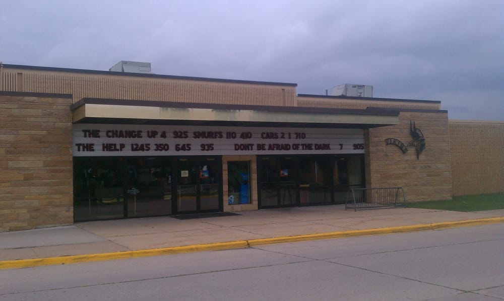 Fridley theatres viking cinema n mechanic st
