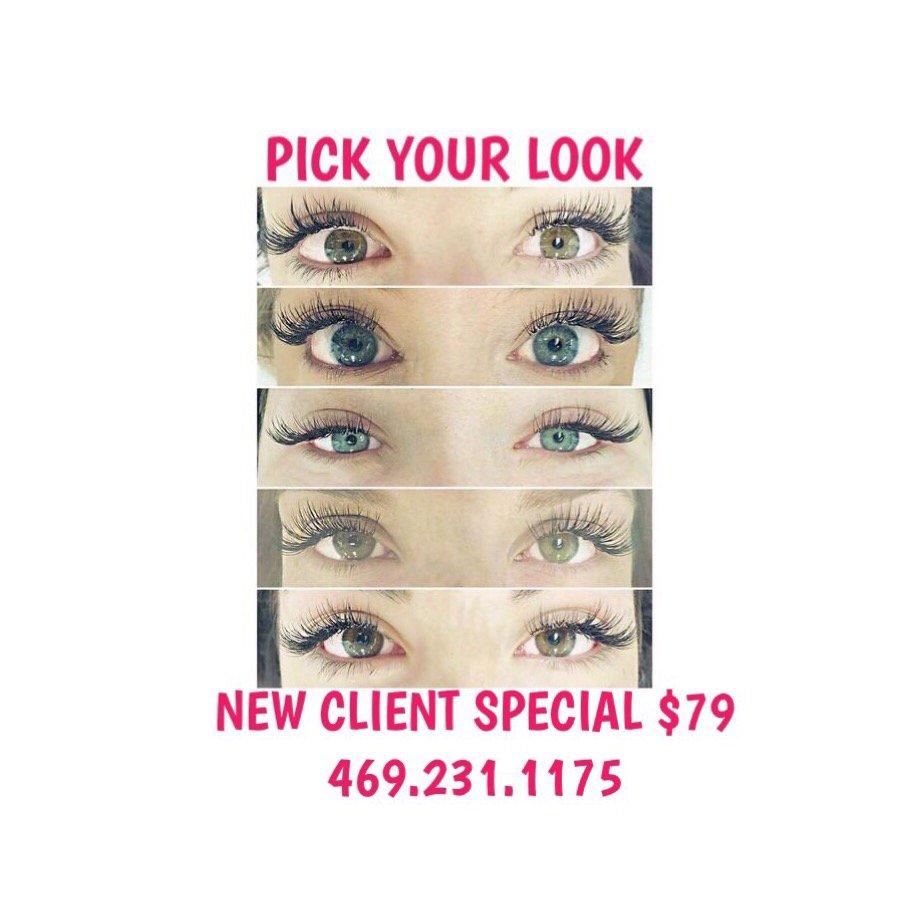 Let Me Customize Your Lash Extensions Affordable Lash Extensions