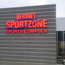 Hershey Sports Zone 11