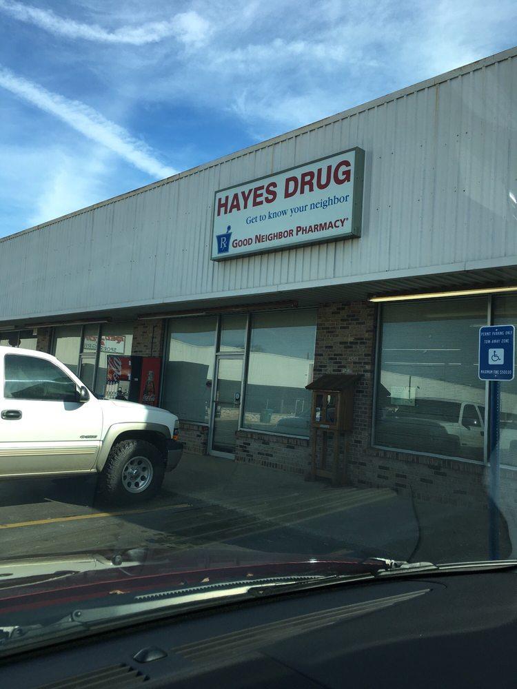 Hayes Drug: 24724 Hwy 31, Jemison, AL