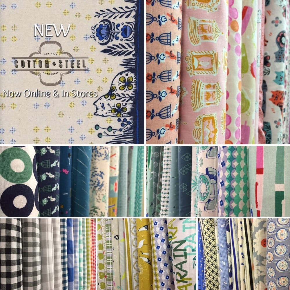 Pacific Fabrics