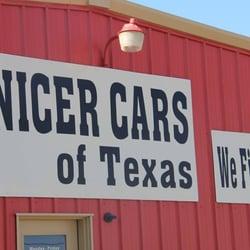 Nicer Cars Of Texas Cedar Park Tx
