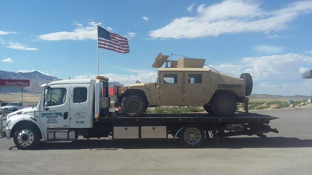 Sorensen's Towing and Recovery: MANTI, UT