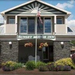 Photo Of Sunset Motor Inn Morrisville Vt United States