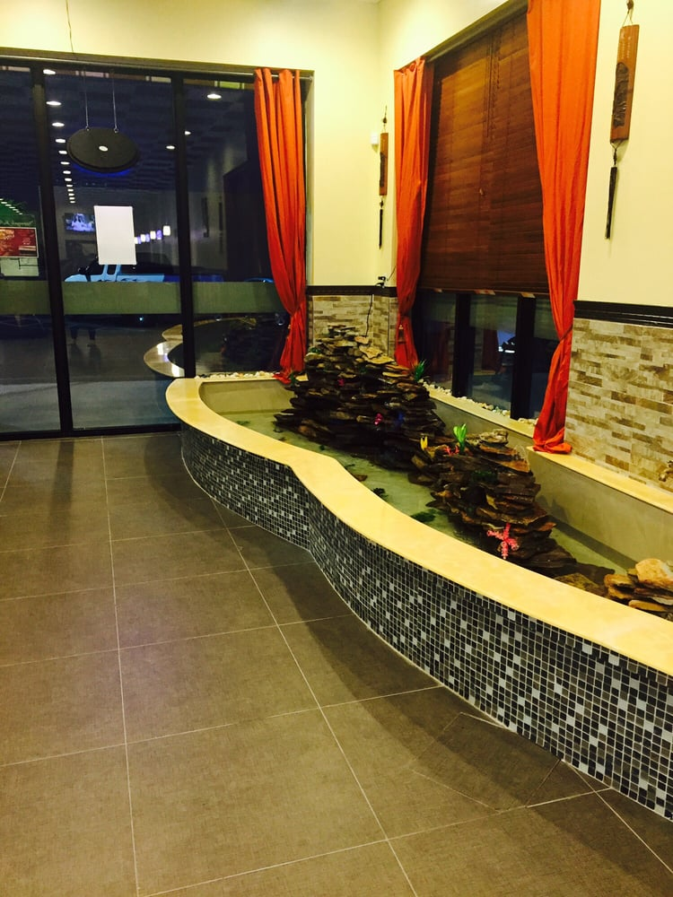 Adorable fish pond yelp for Fish buffet near me