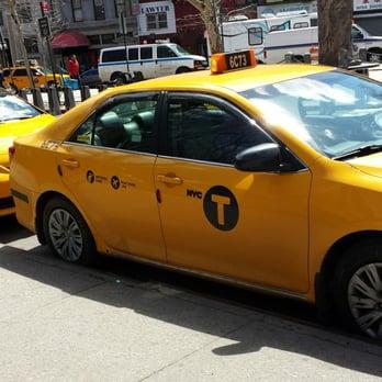 Yellow Cab Nyc 41 Photos 106 Reviews Taxis New York Ny