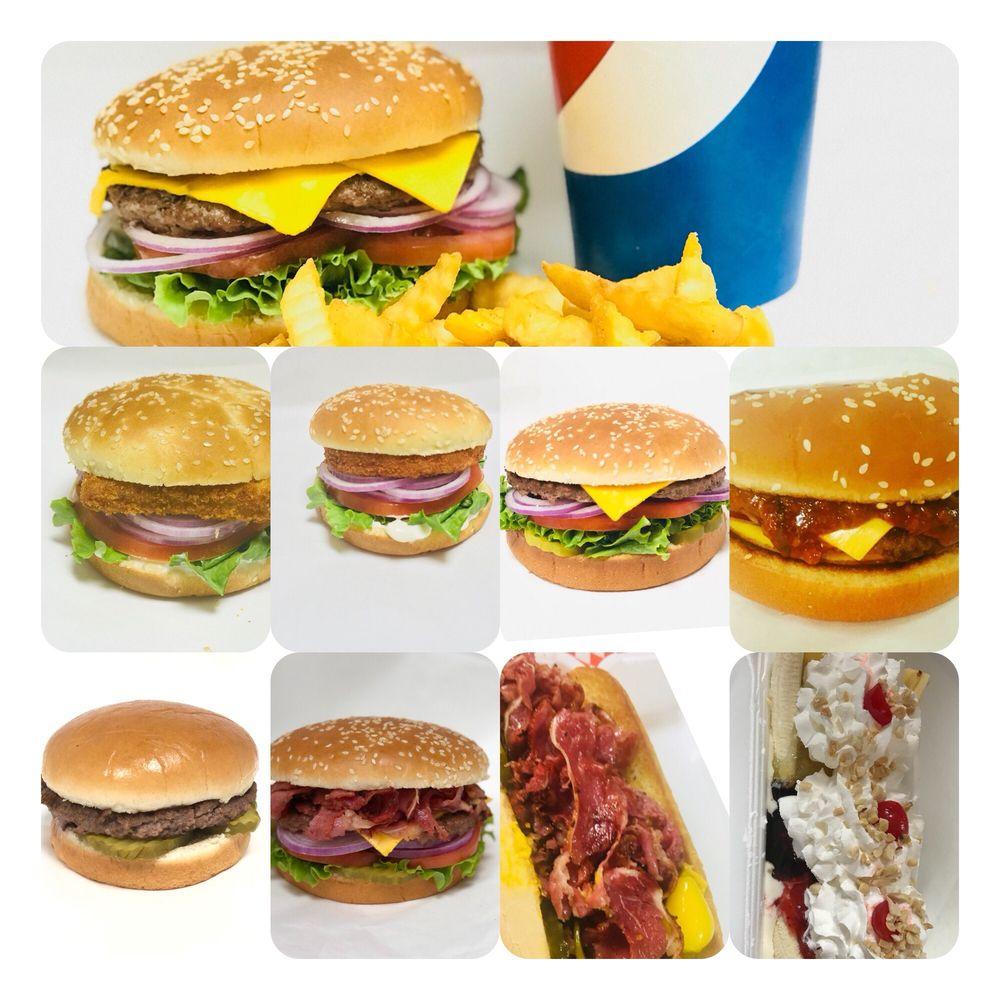 Super Burger Drive-In