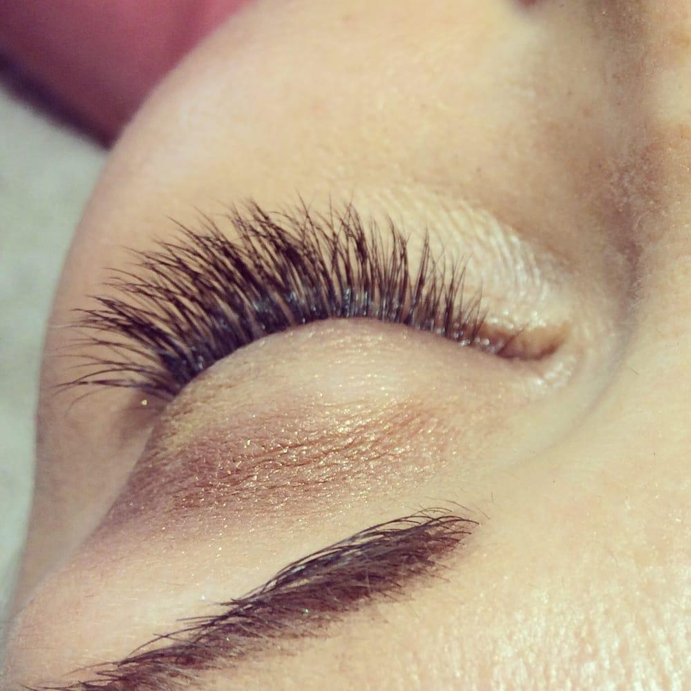 Soft Fluffy Volume Eyelash Extensions Yelp