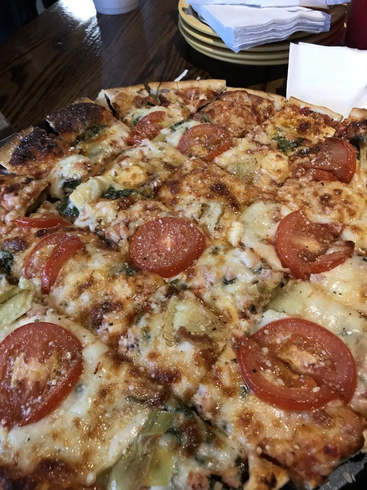 Brick Oven Pizza - Bridge City: 1125 Texas Ave, Bridge City, TX
