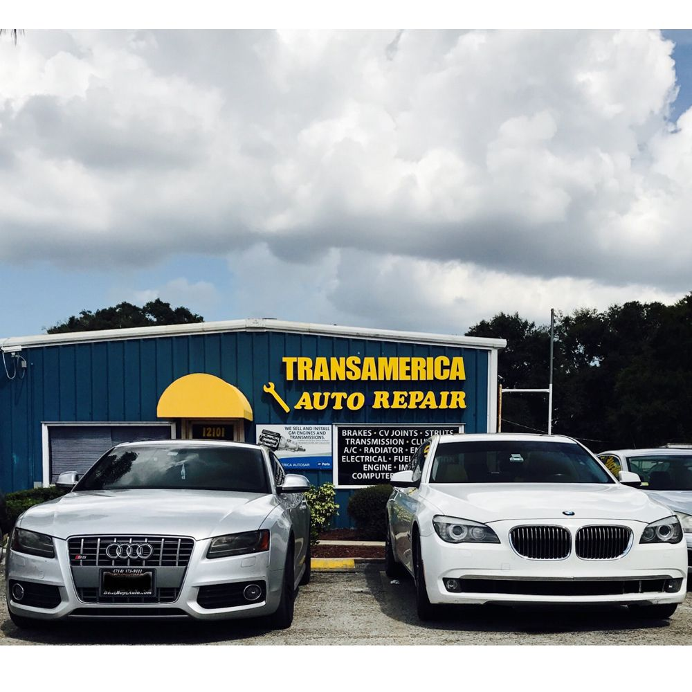 Transamerica offers auto repair and maintenance for every for Select motors of tampa