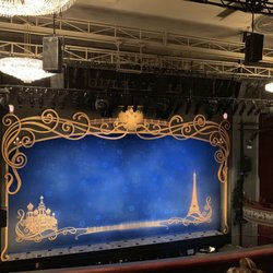 Photo Of Broadhurst Theatre New York Ny United States Stage View From