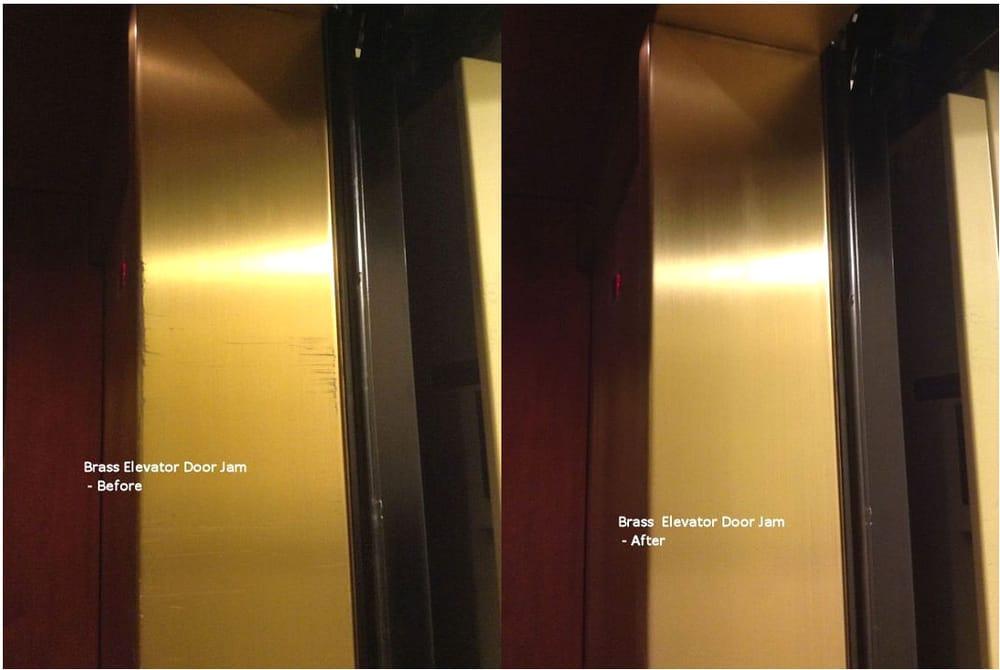 Brass Elevator Door Jamb Yelp