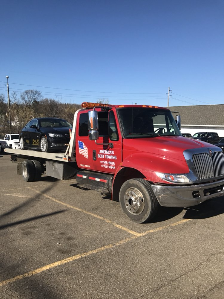 Towing business in Conklin, NY