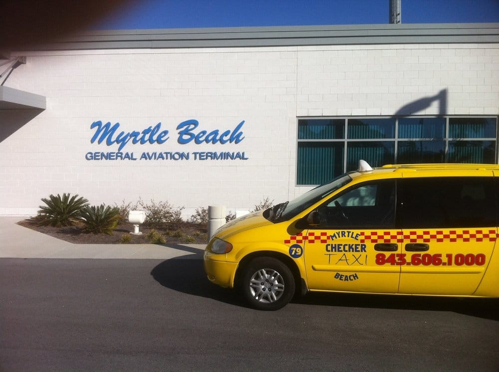 Taxi Myrtle Beach Rates Travel Guide