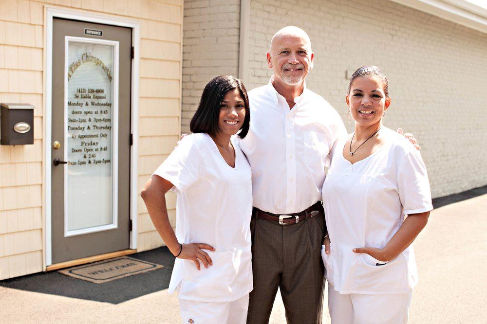 Atlas Chiropractic: 1353 Dwight St, Holyoke, MA