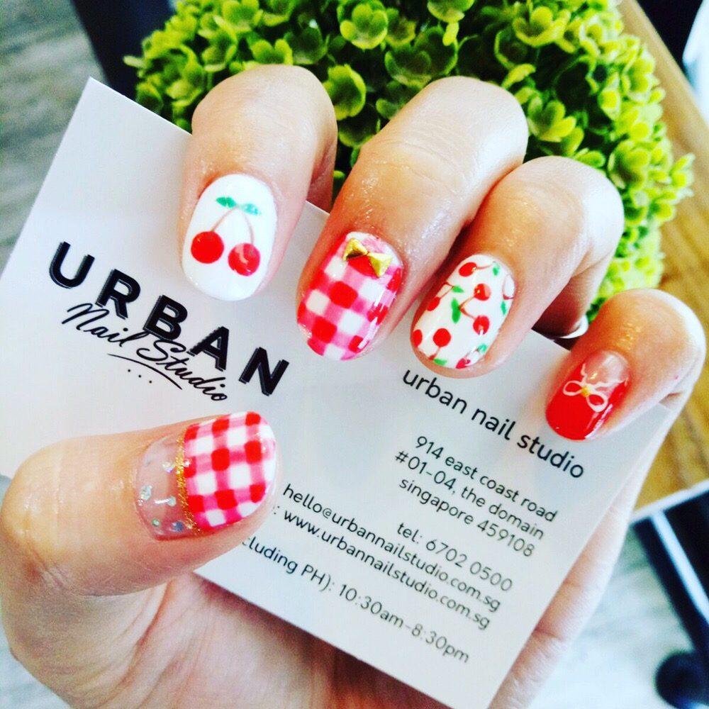 Photos For Urban Nail Studio Yelp