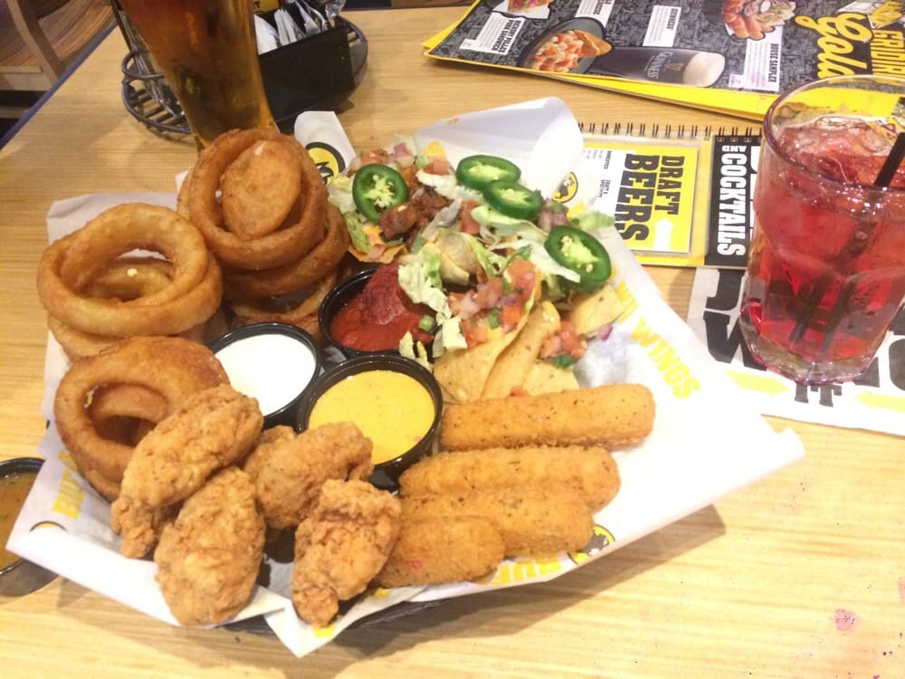 How To Make Buffalo Wild Wings Onion Rings