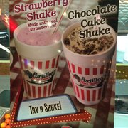Portillos Chocolate Cake Shake Review