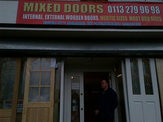 Photo of Mick\u0027s Doors - Leeds West Yorkshire United Kingdom & Mick\u0027s Doors - Home Decor - Whingate Armley Leeds West Yorkshire ...