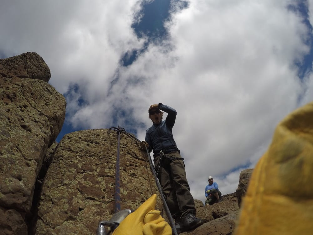 Mountain Skills Rock Guides: Taos, NM