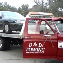 D & D Towing >> D D Towing Services Towing 32370 Carlisle Pkwy Wayne