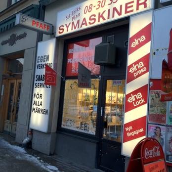 laga symaskin stockholm
