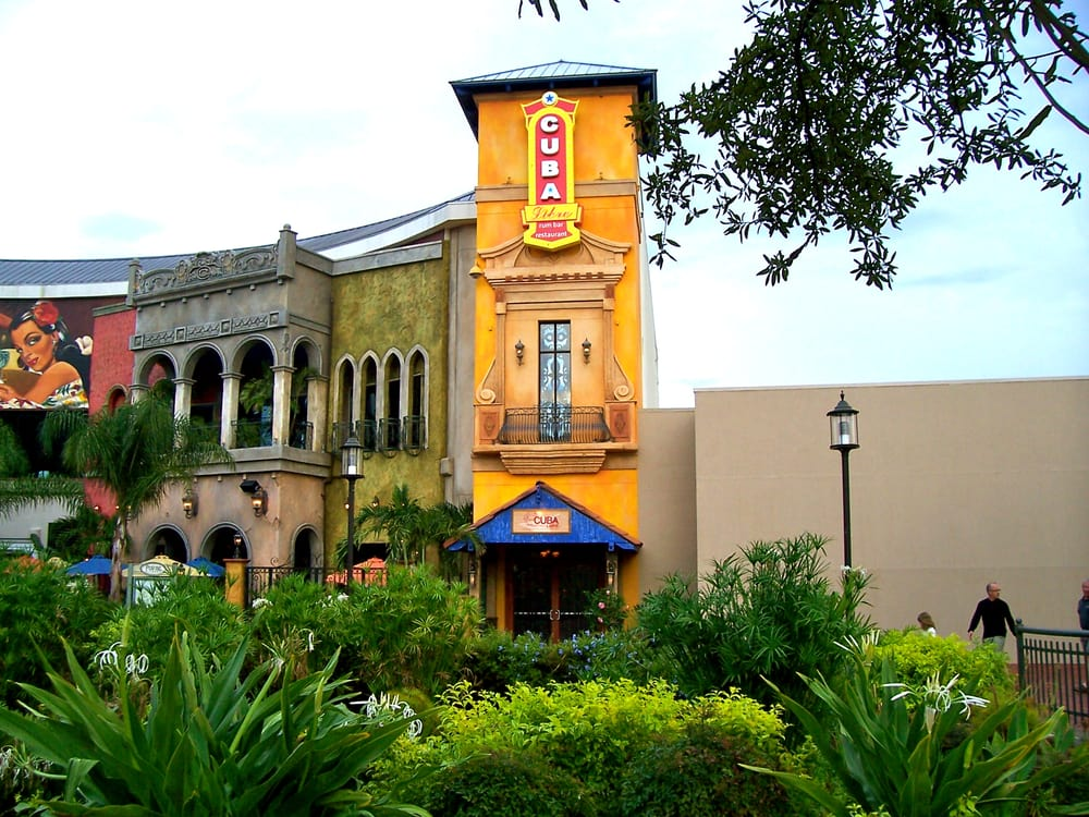 Cuba Libre Restaurant & Rum Bar - Orlando: 9101 International Dr, Orlando, FL