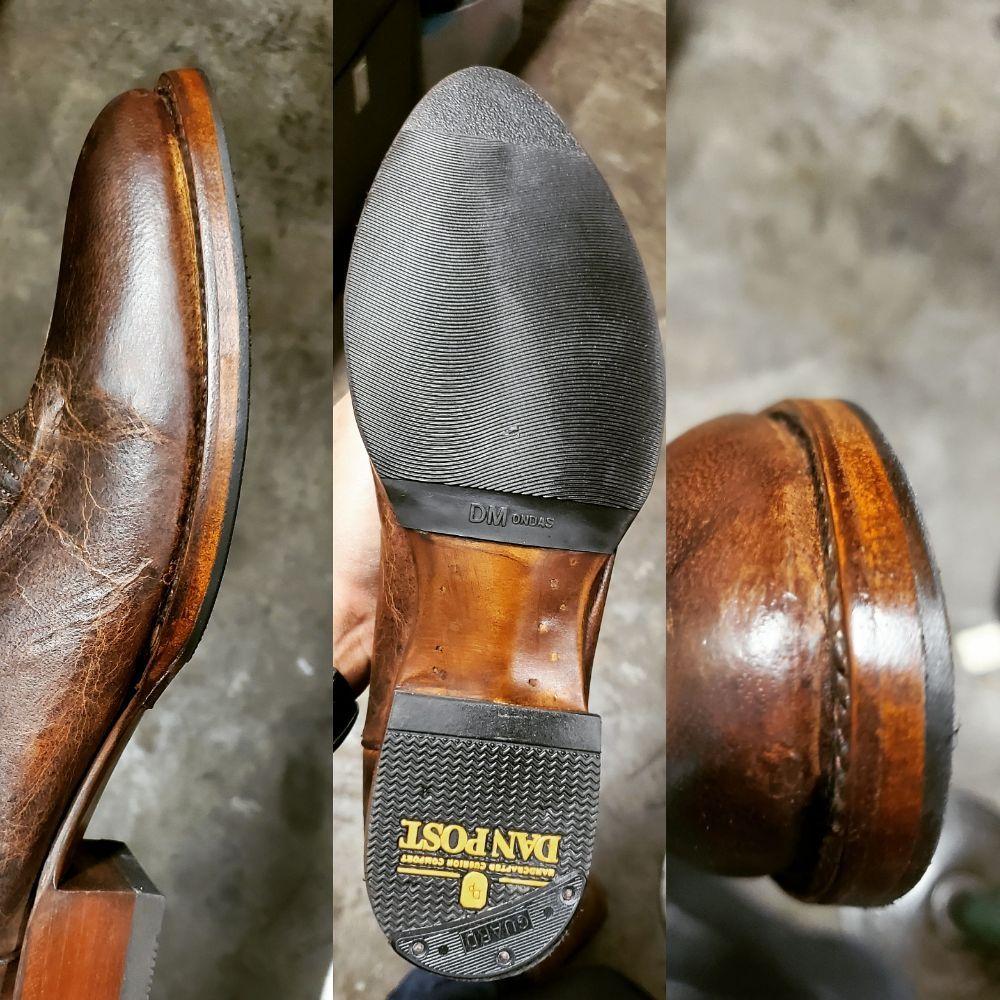 El Vaquero Boot & Shoe Repairs: 2218 Watson Blvd, Warner Robins, GA