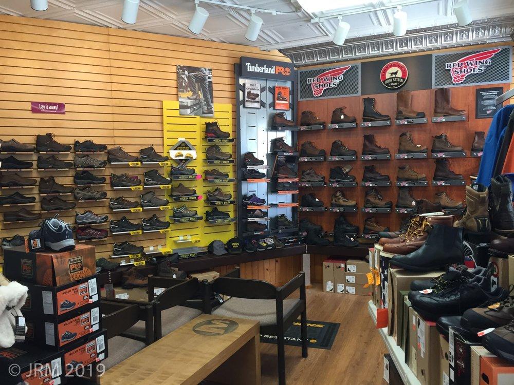 Cobbler's Closet: 118 S Main St, Shawano, WI