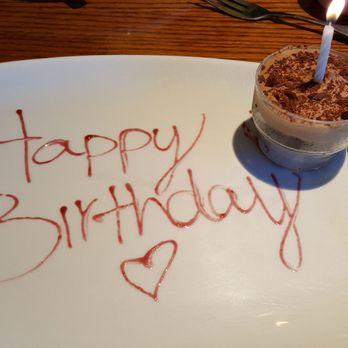 Photo Of Olive Garden Italian Restaurant Pittsburg Ca United States Bday Dessert