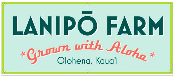 Lanipo Farm: Olohena Rd, Kapaa, HI