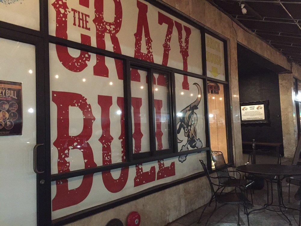 The Crazy Bull: 473 Second St, Macon, GA