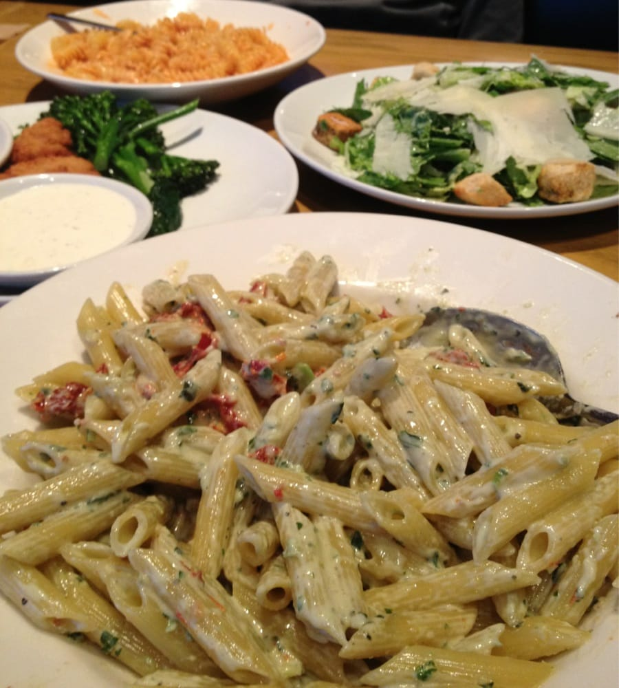 California Pizza Kitchen Yelp: Pasta And Ceaser Salad