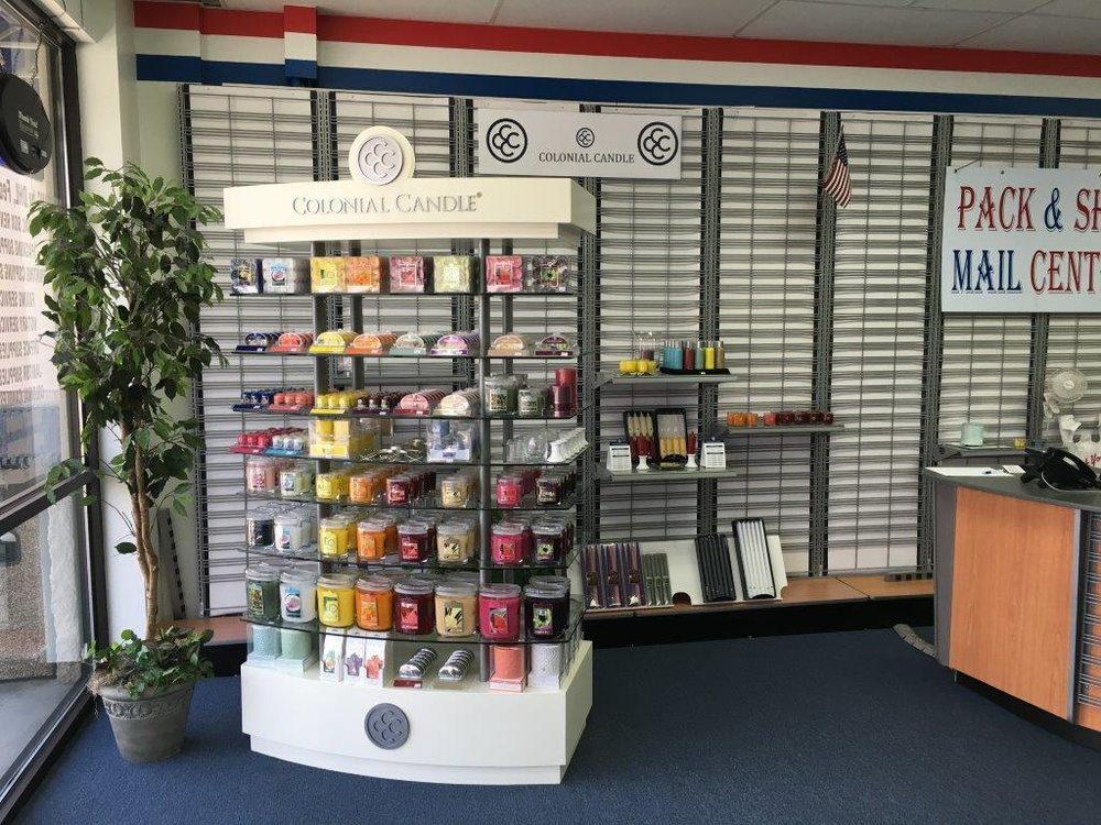 Pack & Ship Mail Center: 411 Blowing Rock Blvd, Lenoir, NC