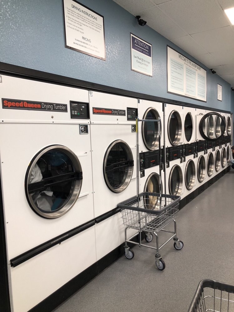 The Laundry Basket: 10476 Clairemont Mesa Blvd, San Diego, CA