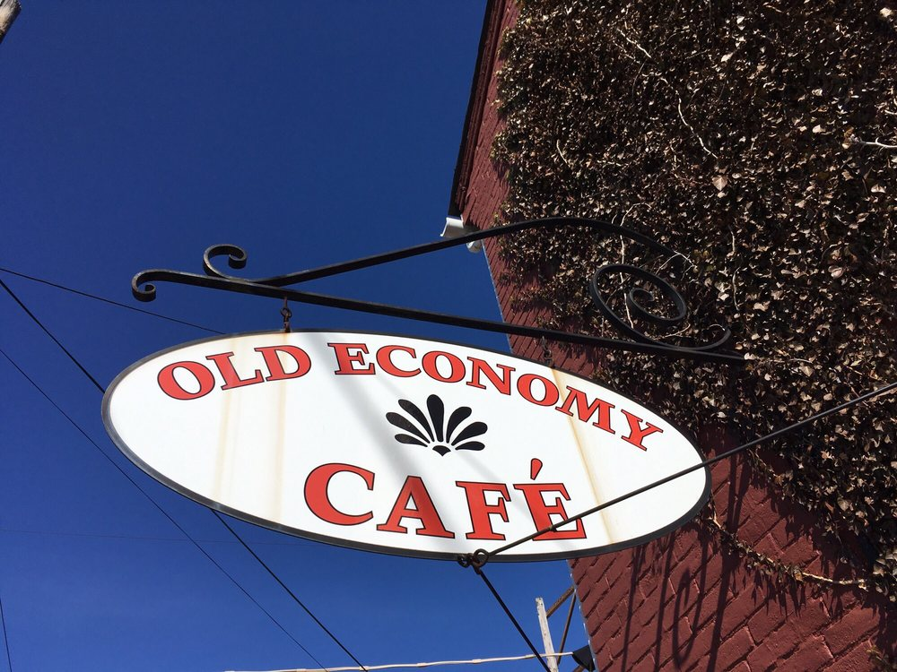 Old Economy Inn & Cafe: 1515 Church St, Ambridge, PA