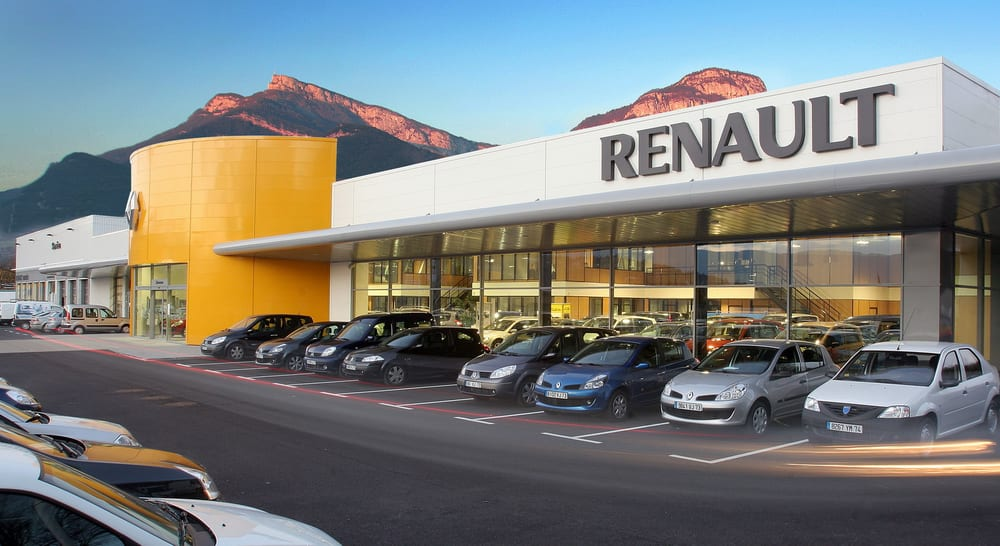 concession renault duverney savoie automobiles car dealers 125 chemin des gli res saint. Black Bedroom Furniture Sets. Home Design Ideas