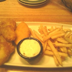Applebee s closed american traditional 579 for Applebee s fish and chips