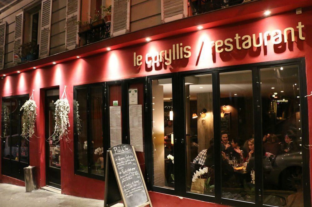 Le coryllis 35 photos 31 reviews italian 85 rue for Restaurant miroir rue des martyrs