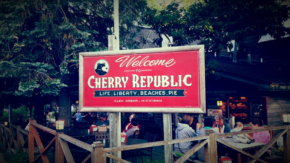 Cherry Republic - Glen Arbor: 6026 S Lake St, Glen Arbor, MI