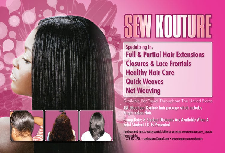 Sew Kouture Hair Extensions 20 Photos Hair Salons 1555 Wabash